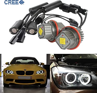 LED License Plate Bulb Ice  Blue Light For BMW M6//E63//645i//650i 6 7 Series