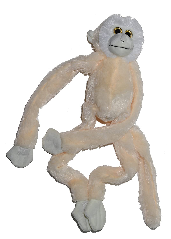 Light Brown 9961-16 beige 16 Animal Plush Doll Calplush Colorful Huggable Monkey Plush