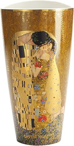 Goebel 66489204 Vase Gustav Klimt The Ki