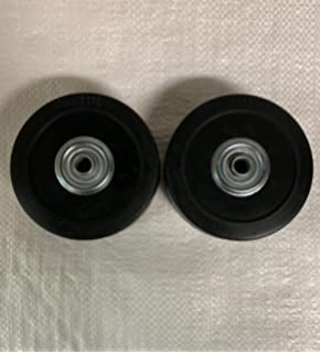 2pack SaidiCo Direct Mclane Reer Wheel 8 Trac Tire for Front Throw Mower Rep Part# 7061-A