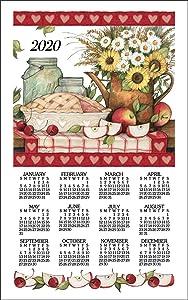 2020 Apple Pie Towel Calendar