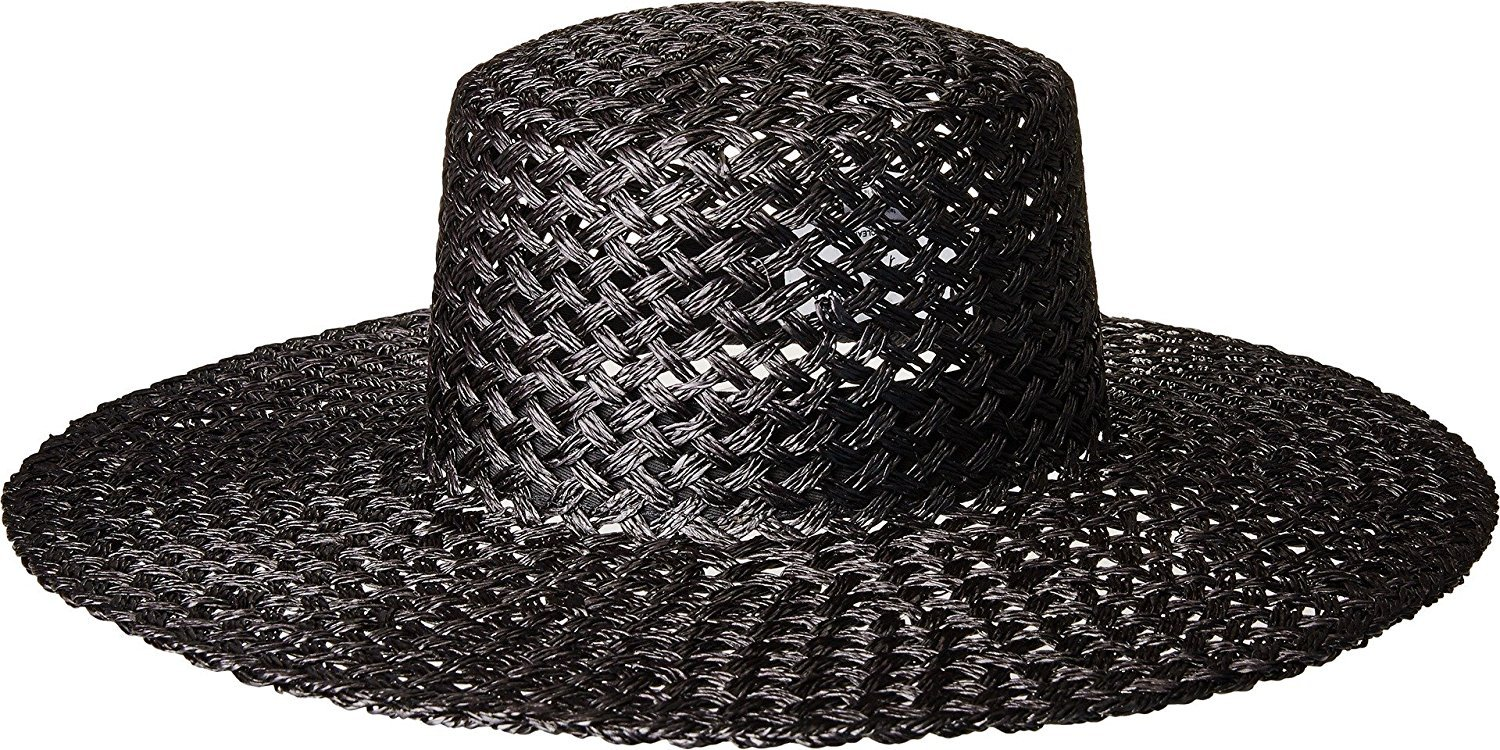 Lack of Color Women's Sunnydip Noir Hat (Black, SM (55cm)) by Lack of Color (Image #1)