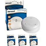 3x WL2 Wireless Smoke Detector - in accordance with EN 14604