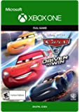 Cars 3: Driven to Win - Xbox One [Digital Code]