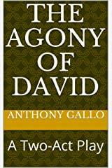 The Agony of David: A Two-Act Play Kindle Edition