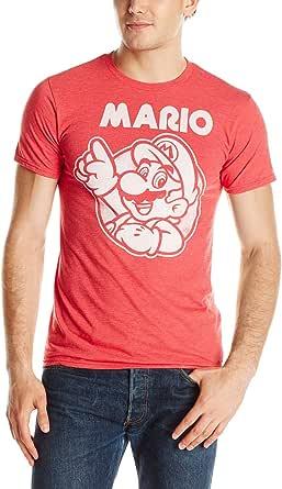 Nintendo Men's So Mario T-Shirt