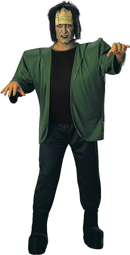 Disfraz de Frankenstein Adulto Halloween: Amazon.es: Electrónica