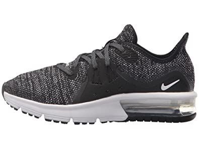 3dcf618408 Amazon.com | Nike Air Max Sequent 3 (gs) Big Kids 922884-002 | Running