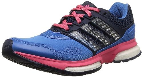 f02cf4a7f adidas Response Boost 2 Techfit W - Zapatillas de Running para Mujer   Amazon.es  Zapatos y complementos