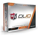 Wilson Staff Duo Golf Balls (12-Pack)