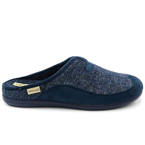 nuovo economico outlet scarpe da corsa GRUNLAND Ciabatta Uomo 0002216 Blu Blu