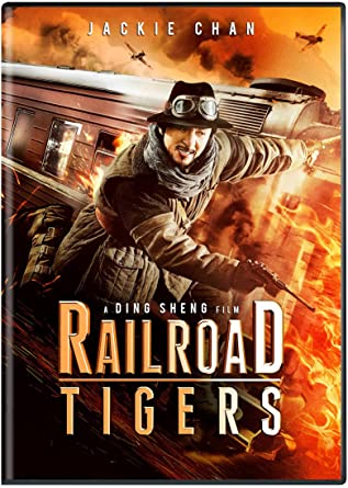 Re: Tygří železnice / Railroad Tigers (2016)