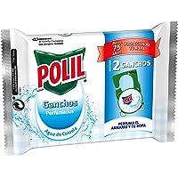 raid, 2 Polil Gancho Antipolillas Perfumador Aroma Agua
