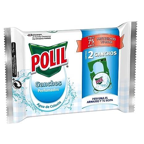 raid, 2 Polil Gancho Antipolillas Perfumador Aroma Agua de Colonia, Lavanda, 2 Unidades