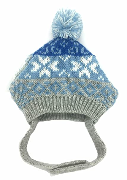 4f715792d31 Amazon.com   Classic Warm Pet Dog Winter Knitted Hat for Medium ...