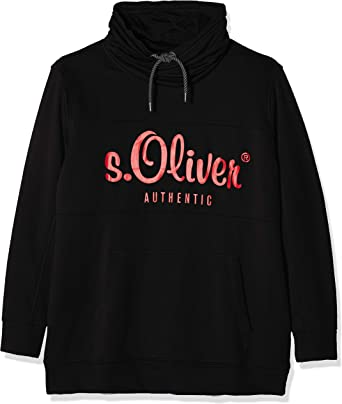 s.Oliver Big Size Sweat-Shirt Homme