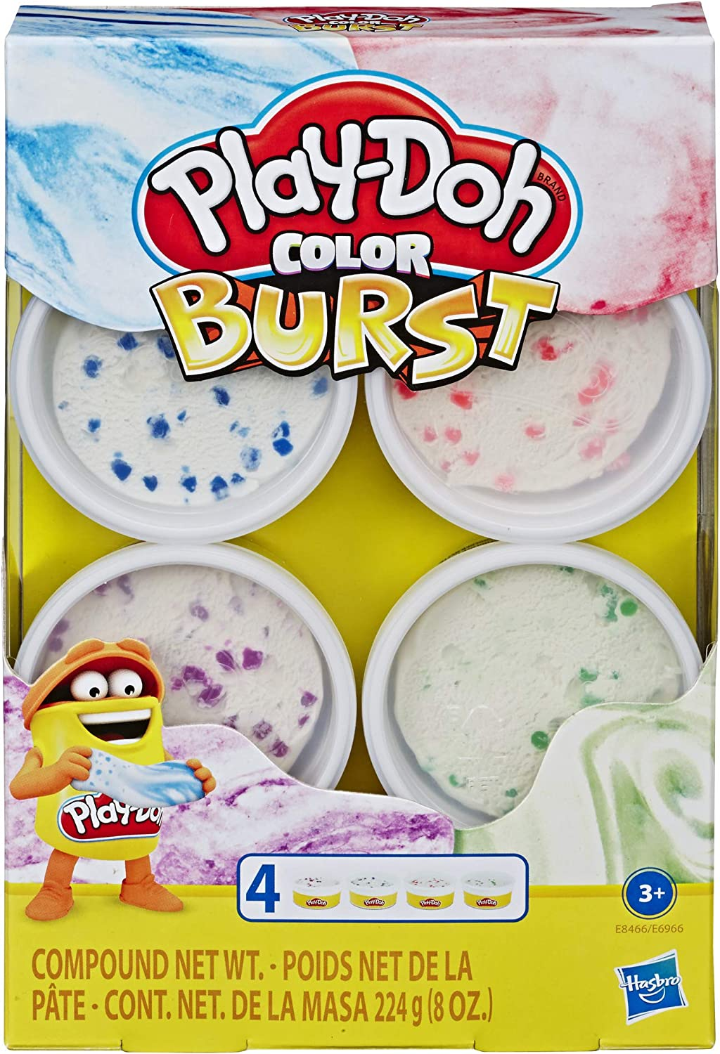 Play-Doh PD Color Burst AST
