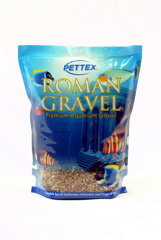 Pettex Roman Gravel Aquarium Gravel 18lb Natural Lakeland