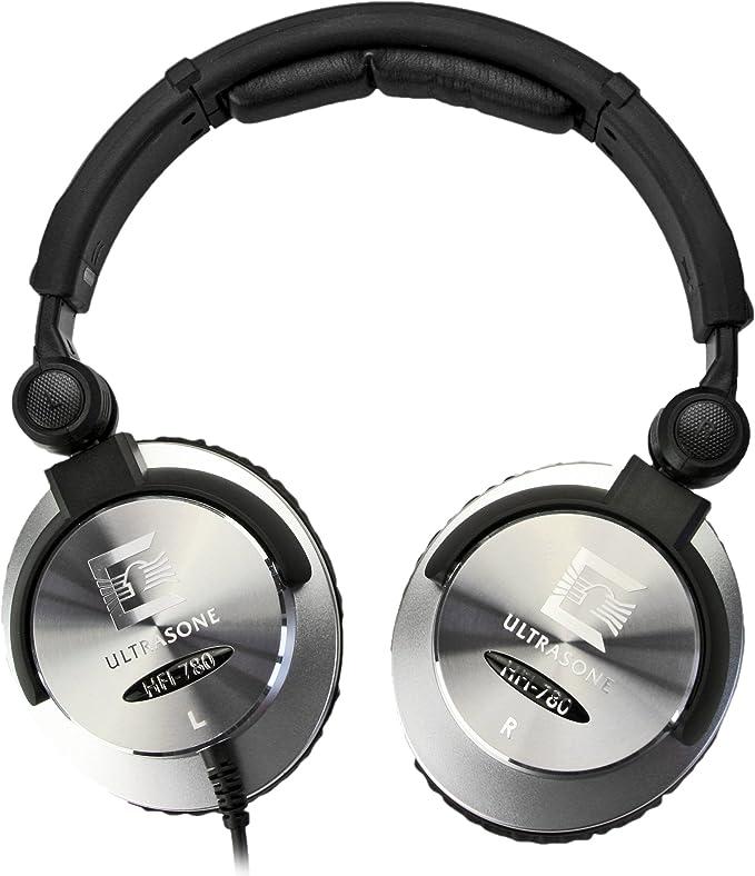 Amazon.com: Ultrasone S-Logic Audífonos profesionales ...