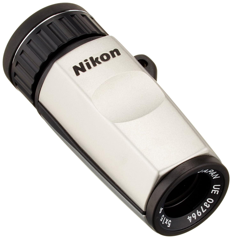 Nikon 単眼鏡 モノキュラー HG5X15D (日本製) B000FHU1WA