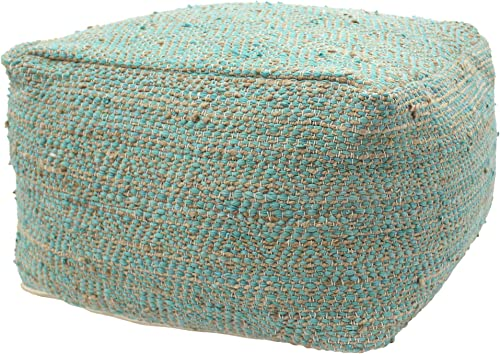 Cheap Christopher Knight Home Grace Large Square Casual Pouf ottoman chair for sale