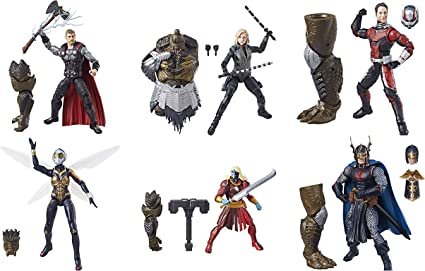 Avengers Wave 2 Marvel Legends Series 6 inch Marvel's Black Knight