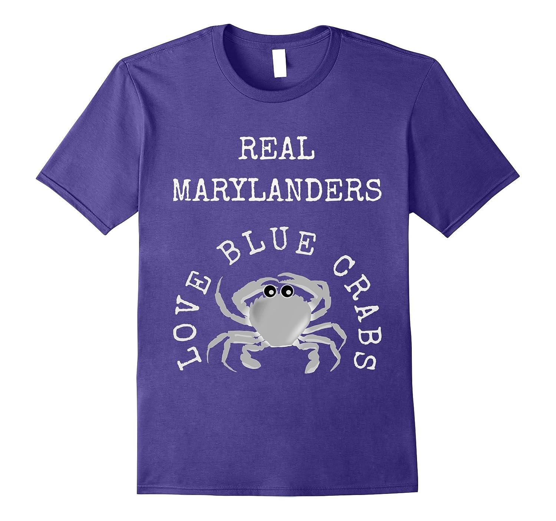 Baltimore Maryland Crab Shirt - MD Blue Crab Seafood Lovers-PL