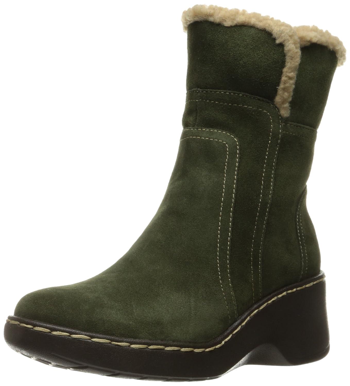 Aerosoles Women's Side Kick Boot B01L8YD26A Green 9 M US|Dark Green B01L8YD26A Suede 8523bf