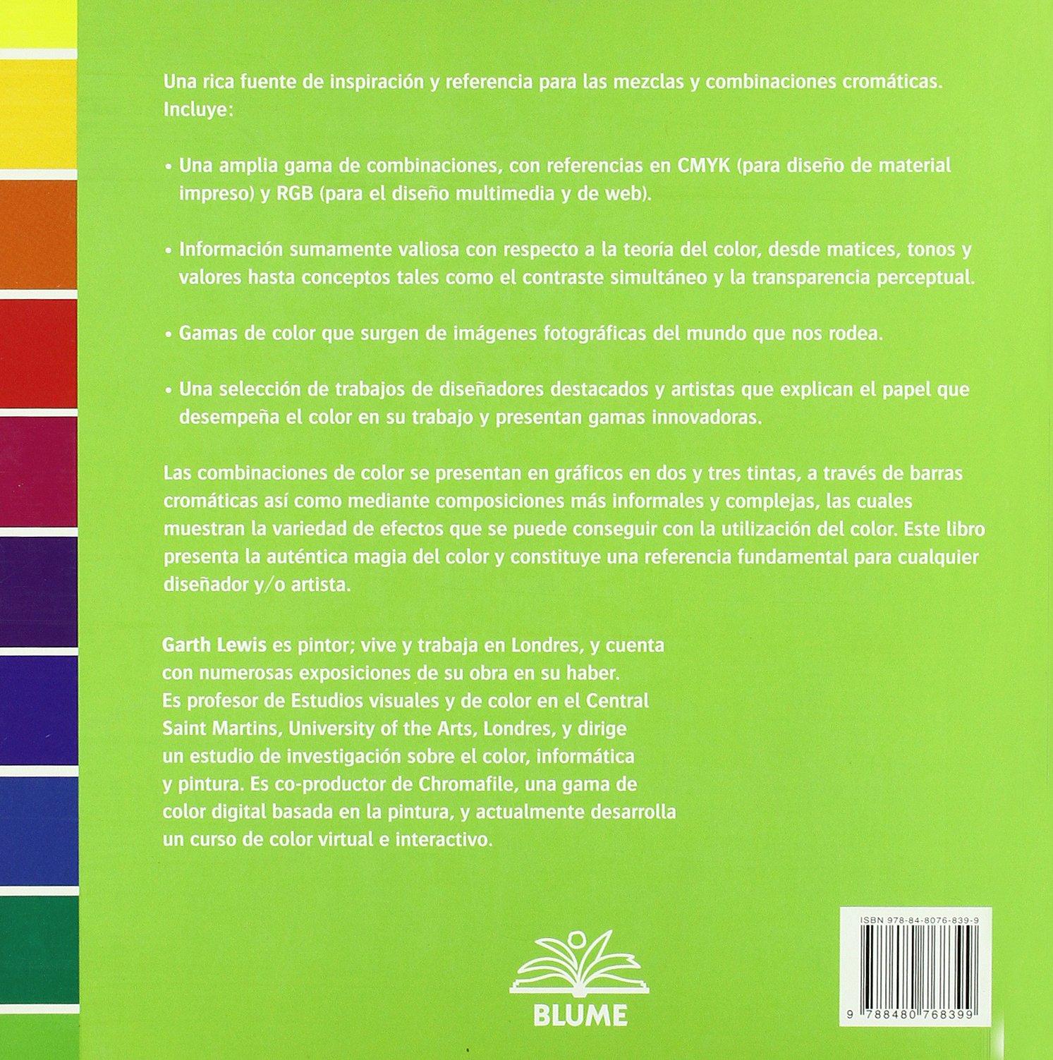 2000 Combinaciones de color: Amazon.es: Garth Lewis: Libros