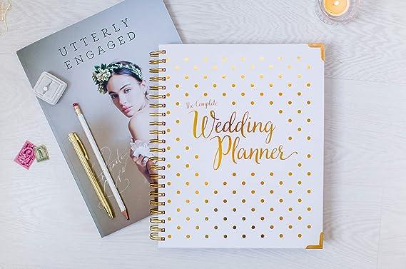 Planificador de bodas de oro - Organizador de agenda de ...