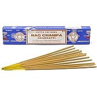 Satya nagch Rezeptor Räucherstäbchen Sticks (15gms)
