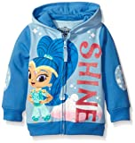 Amazon Price History for:Nickelodeon Toddler Girls' Shimmer and Shine Character Hoodie