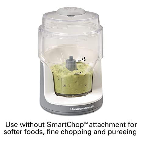 Amazon.com: Hamilton Beach smartchop Chopper (72950 ...