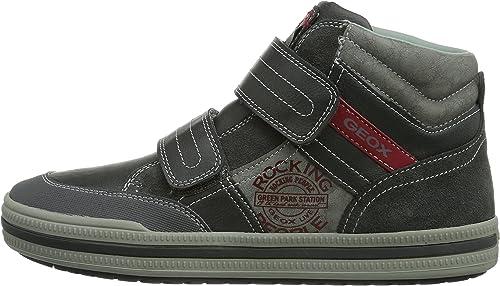 Geox JR ELVIS Jungen Hohe Sneakers zlHfW