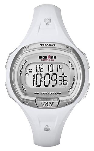 401d58c9c7b6 Timex Timex Ironman 30 Lap - Reloj digital de mujer de cuarzo con correa de  goma