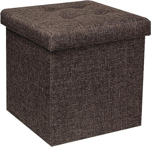 B FSOBEIIALEO Storage Ottoman Cube