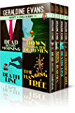 RAFFERTY & LLEWELLYN BOXED SET: BOOKS 1 TO 4