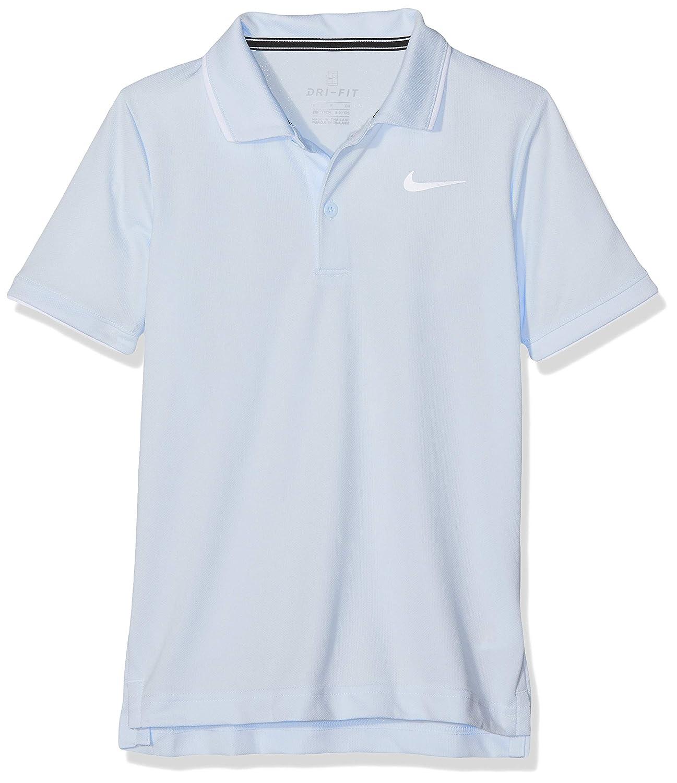 Nike B NKCT Dry Team Polo Shirt de Tenis, Niños: Amazon.es: Ropa y ...