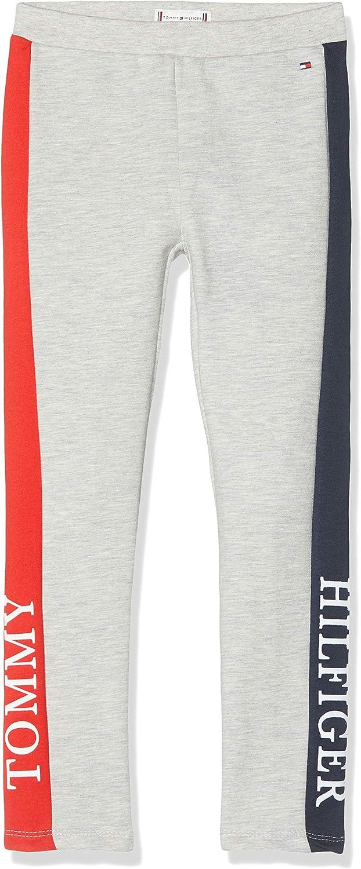 Tommy Hilfiger Essential Logo Leggings Mallas de Entrenamiento para Ni/ñas