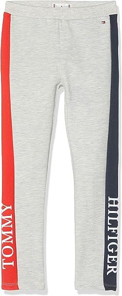Tommy Hilfiger Essential Logo Leggings Sportivi Bambina