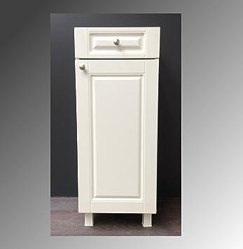 badezimmermöbel badschrank hängeschrank waschbeckenunterschrank ... - Hängeschrank Küche Landhausstil