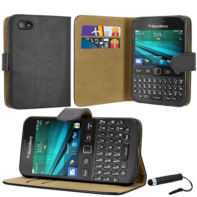1 opinioni per Case Collection Custodia per Blackberry 9720 a Libretto in Pelle di Qualità