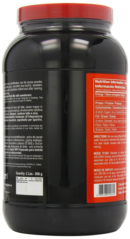 Amazon.com: Isatori Ultra Premium Whey Chocolate 908g: Health & Personal Care
