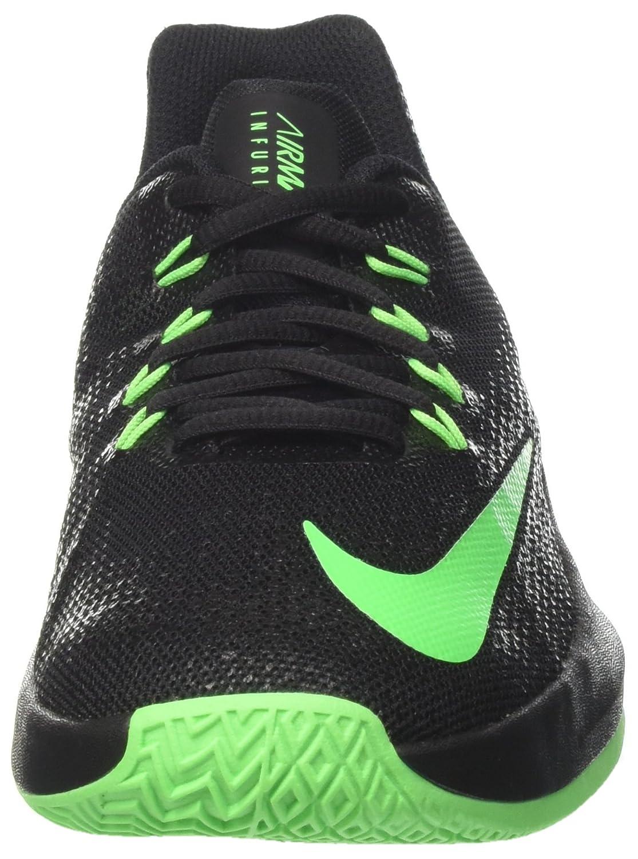 Nike Air (Black/Rage Max Infuriate para (GS) Zapatos de Baloncesto para Infuriate eeaf82