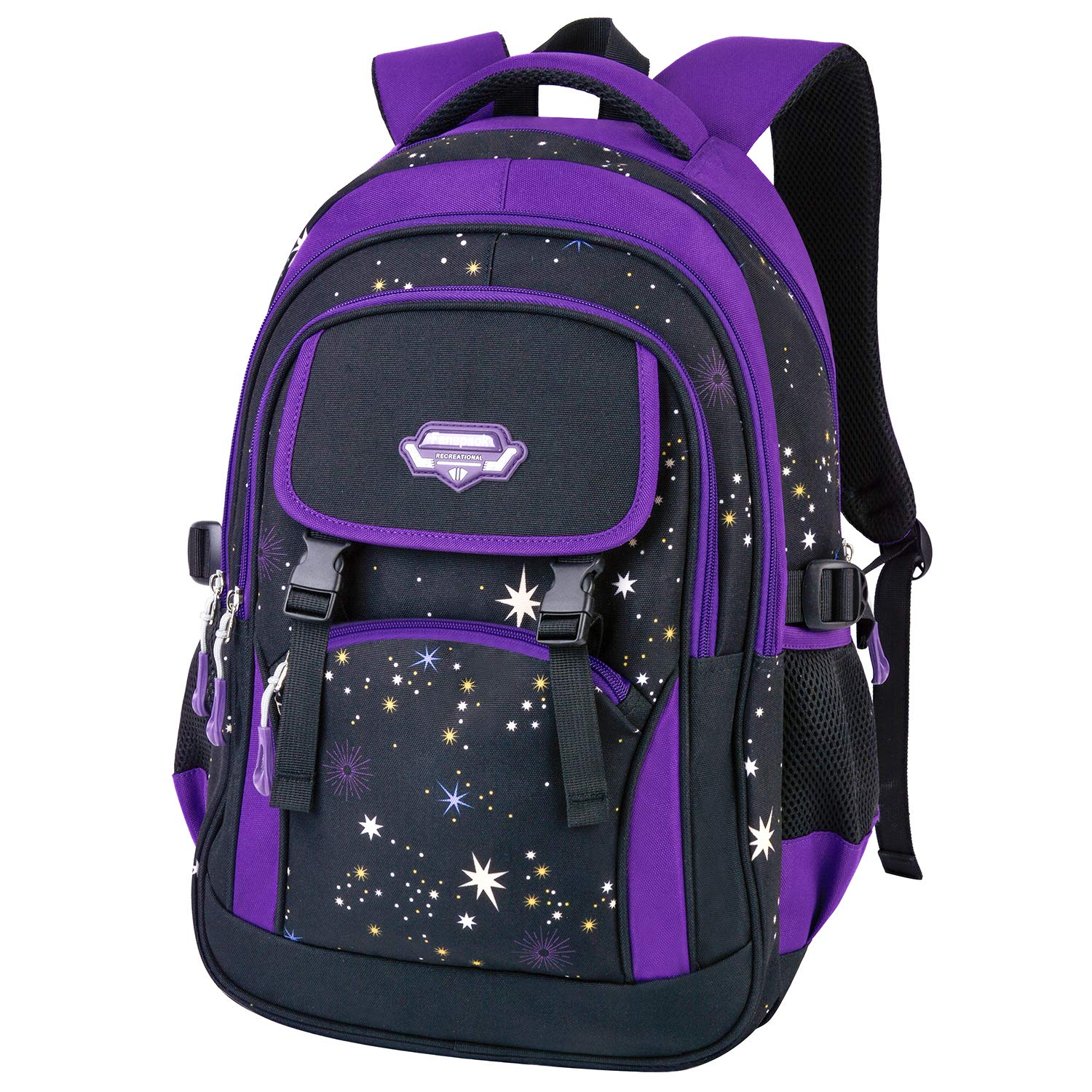 Fanspack Cartable Fille Sac a Dos Fille Primaire Cartable Fille Primaire Sac Scolaire Fille Cartable Fille College