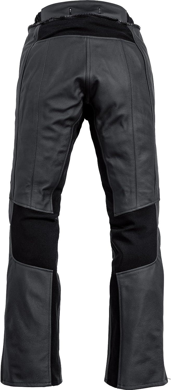 /ét/é FLM Pantalon combin/é en Cuir Pantalon de Moto Pantalon de Combinaison en Cuir Sport Femme 2.0 Femmes Sportler