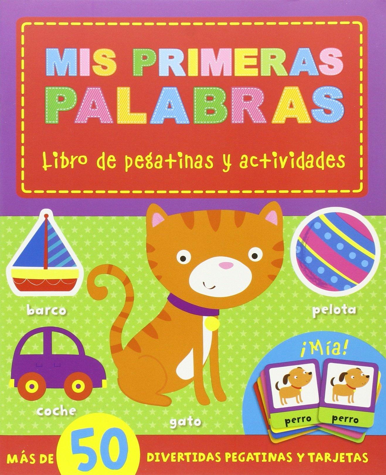 MIS PRIMERAS PALABRAS (Spanish) Paperback – 2014
