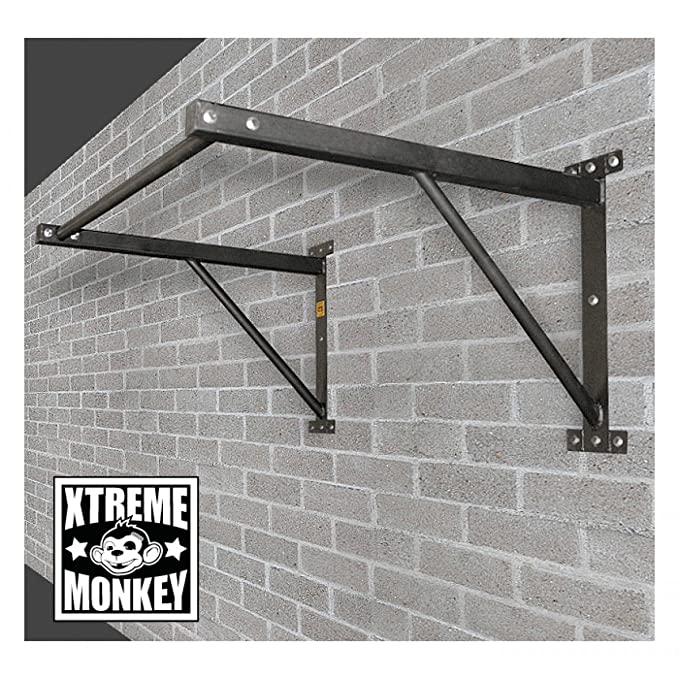 Xtreme Monkey Wall Mounted Pull Up Bar
