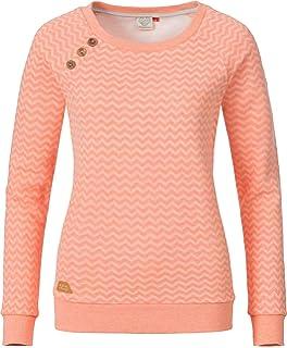 Ragwear Sweater Damen Terry 1821 30009 Rosa Old Pink 4053