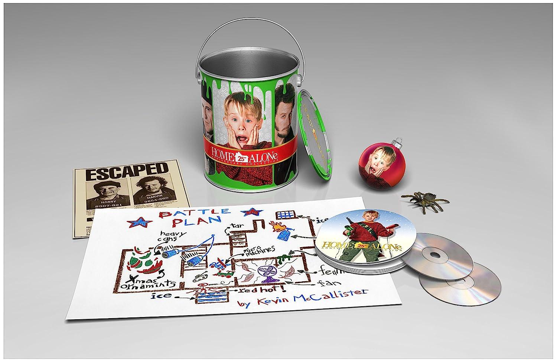 Amazon.com: Home Alone: 25th Anniversary Ultimate Collector\'s ...